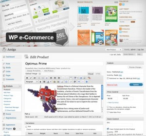WP-E-Commerce-Plugin